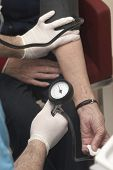 Lab Blood Pressure Test Health Care Medicine