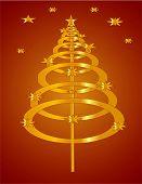 Festive holidays tree....