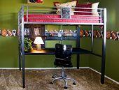 Sport Themed Bedroom