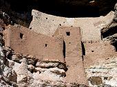 Montezuma\'S Castle-Front
