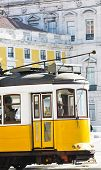 Portugese Tramcar