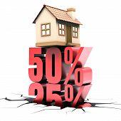 Habitação 50% de desconto