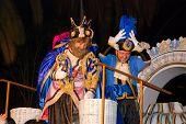 Mágico desfile de Reyes - Los Reyes Magos