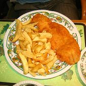 Real Fish And Chips