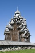 Kizhi island on north of Russia