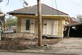 Katrina Aftermath - Hurricane Damage