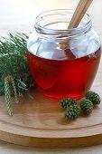 Jam Of Pine Cones