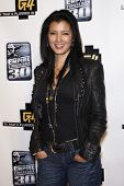 SAN DIEGO - JUL 22: Kelly Hu at the 'GPhoria Strikes Back' party hosted by G4 and Lucasfilm during C