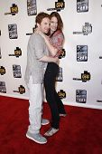 SAN DIEGO - JUL 22: Seth Green, wife Clare Grant at the 'GPhoria Strikes Back' party hosted by G4 an