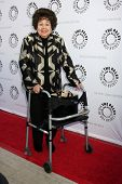 LOS ANGELES - JUN 7:  Jane Withers arrives at the Debbie Reynolds Hollywood Memorabilia Collection A