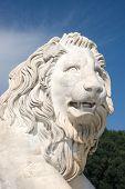 The Lion Statue.