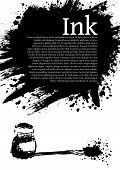 Ink poster