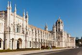 Monastery In Lisbon