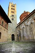 San Cerbone Cathedral, Massa Marittima. Tuscany, Italy.