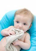 Bebê teething