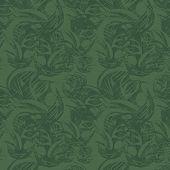 Green Seamless Background