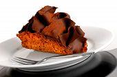 Chocolate Taco Dessert