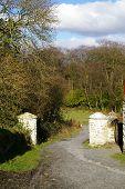 Gateposts