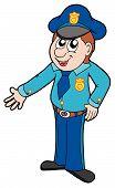 Cute Policeman