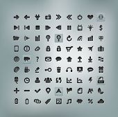 Web and Mobile Icon Set