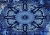 Azul Twirly