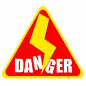 Danger sign