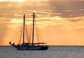 Crucero al atardecer Cayo 08 153