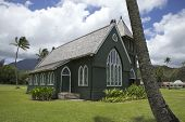Hanalei Green Church
