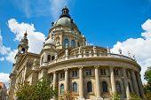 St.-Stephans Basilika in Budapest, Ungarn