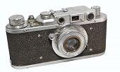 Photocamera soviético Fed-nkvd