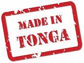 Tonga-Stempel