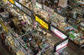 Warorot Market Indoors