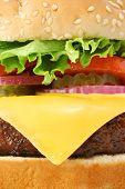 Mighty Cheeseburger