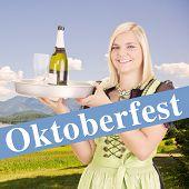 Oktoberfest Waitress