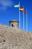 Eighth Century Fortress, Castillo De Gibralfaro