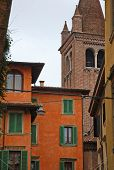 Italian Architecture. Verona.