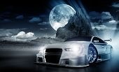 Desert Night Race