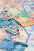 Asian Currencies Close Up