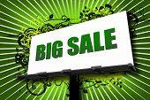 Big Sale Billboard