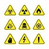 Warning signs of danger