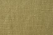 Texture Of Fabric From Flax