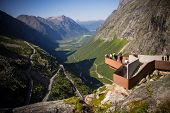 Viewing Platform in Trollstigen