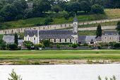 Chaumont-sur-Loire castle.
