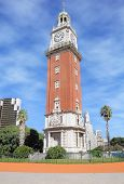 Torre monumental (English tower).