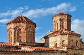 Saint Naum Monastery in Ohrid, Macedonia