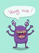 Violet Monster