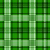 pic of tartan plaid  - Vector seamless texture with green tartan fabric - JPG