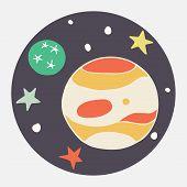 Doodle Jupiter