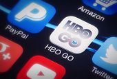 HBO GO online application