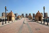Marina Porto Arabia. Doha, Qatar